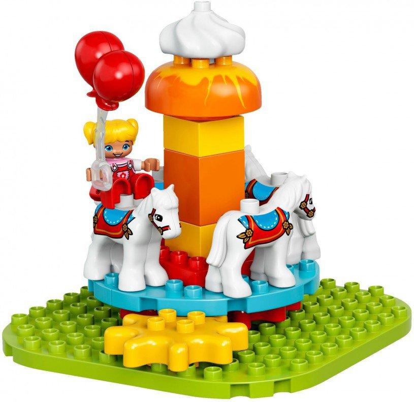 LEGO 10840 Duplo: Grote kermis