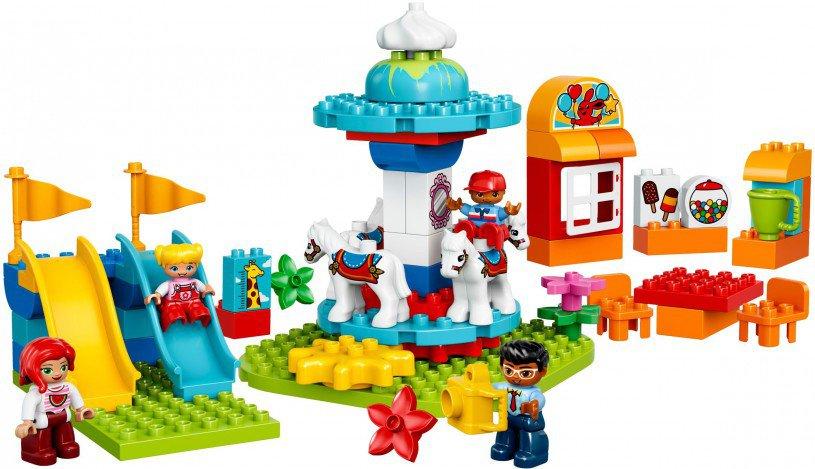 LEGO 10841 Duplo: Familiekermis