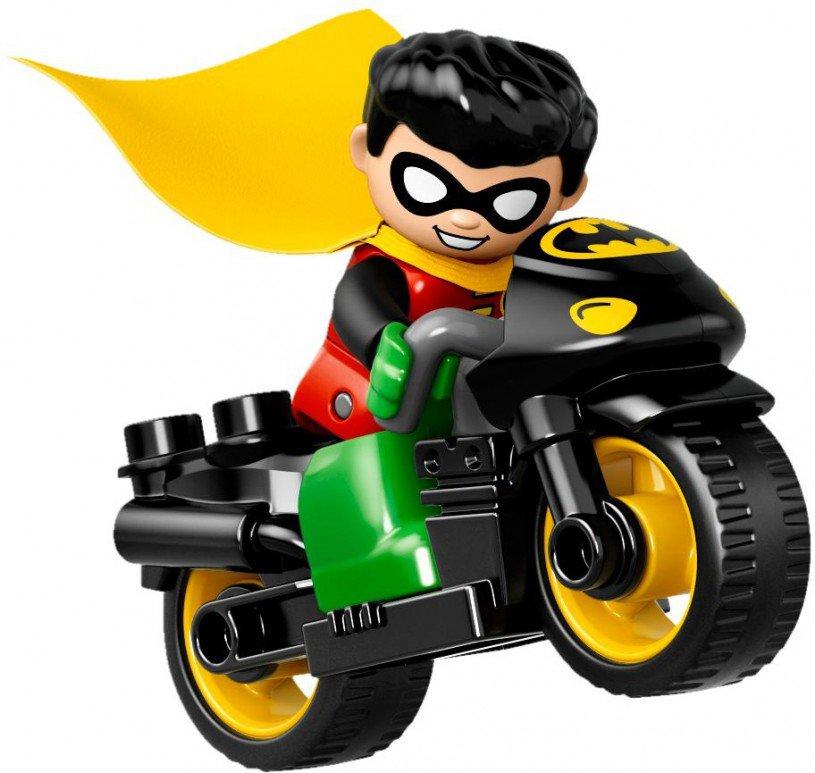 LEGO 10842 Duplo Batcave uitdaging