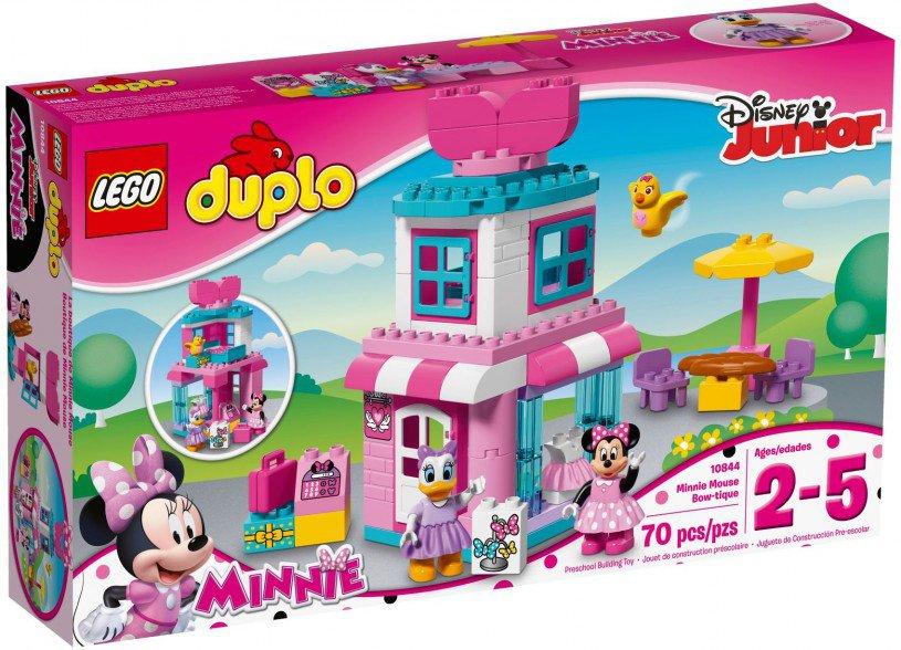 LEGO 10844 Duplo: Minnie Mouse Bow-tique