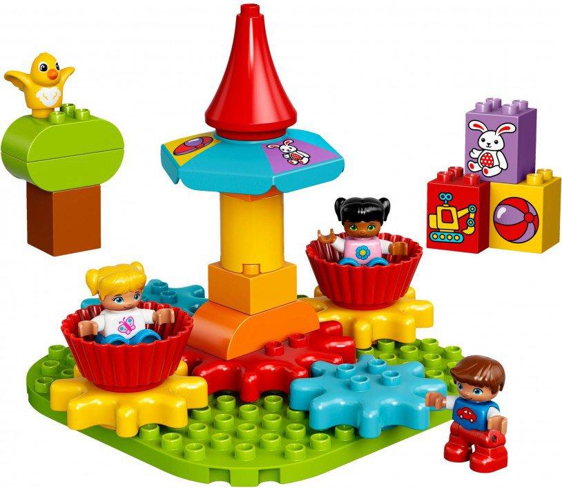LEGO 10845 Duplo: Mijn eerste draaimolen