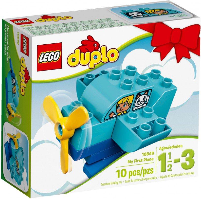 LEGO 10849 Duplo Mijn eerste vliegtuig