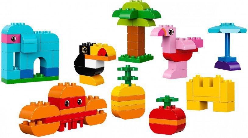 LEGO 10853 Duplo creatieve bouwdoos