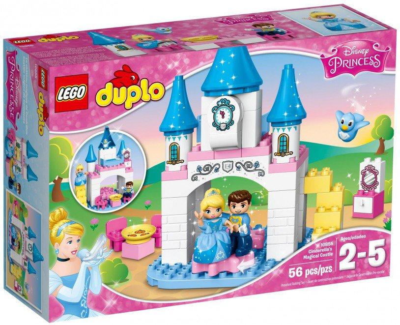 LEGO 10855 Duplo Assepoesters magische kasteel