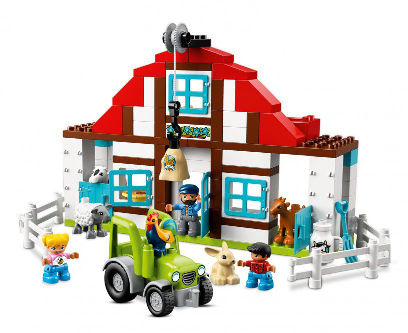 LEGO 10869 Duplo: Avonturen op de boerderij