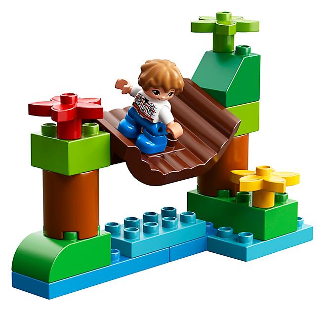 LEGO 10879 Duplo: Kinderboerderij met vriendelijke reuzen