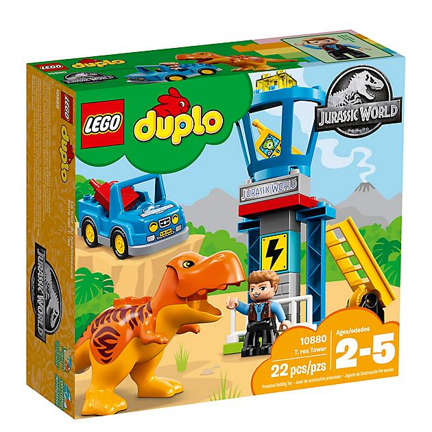 LEGO 10880 Duplo: T. rex toren