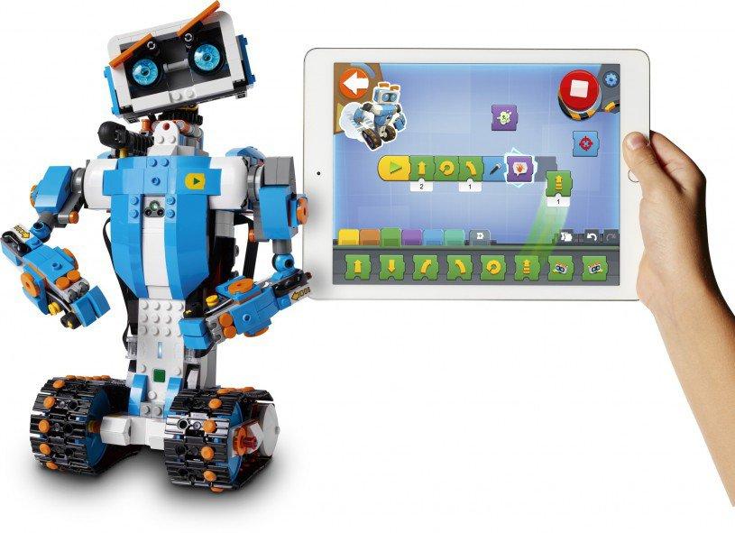LEGO 17101 Creative Toolbox Boost: Vernie