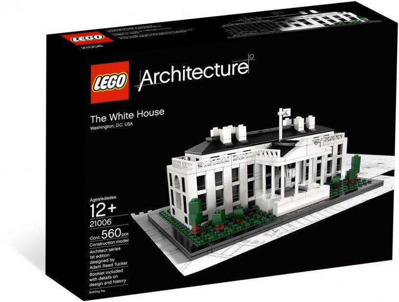 LEGO Architecture - Het Witte Huis 21006
