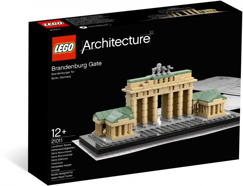 LEGO 21011 Architecture:  Brandenburger Tor