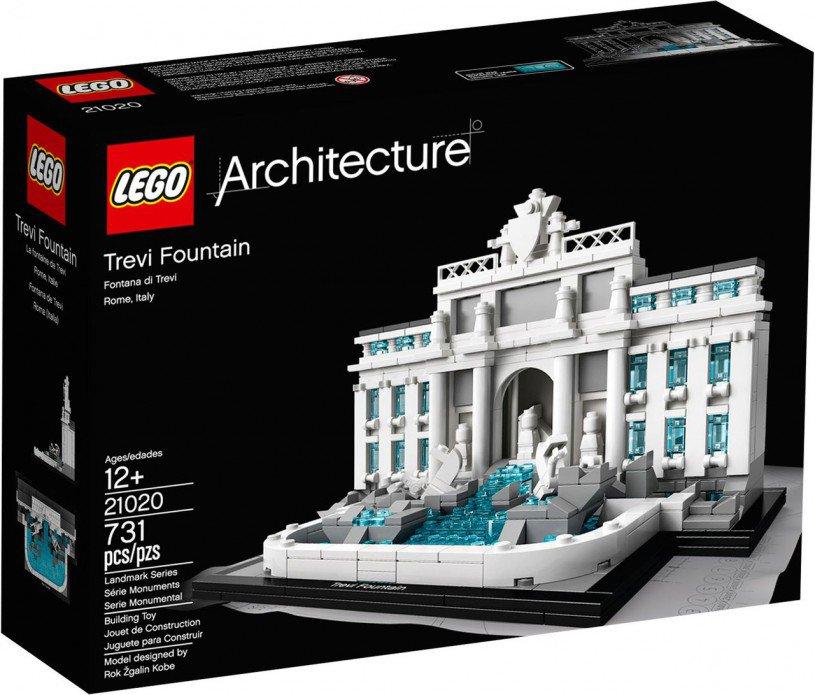 LEGO Architecture - Trevi Fontein 21020
