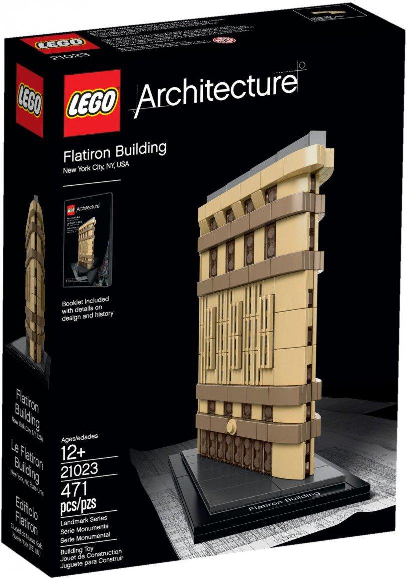 LEGO Architecture - Flatiron Building, New York 21023