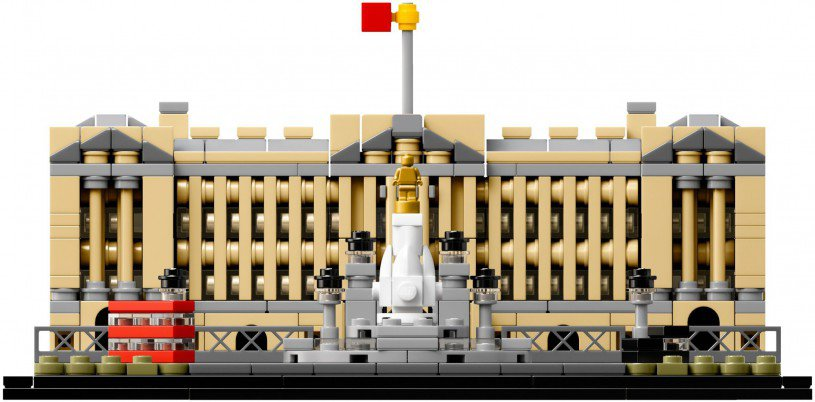 LEGO 21029 Architecture: Buckingham Palace