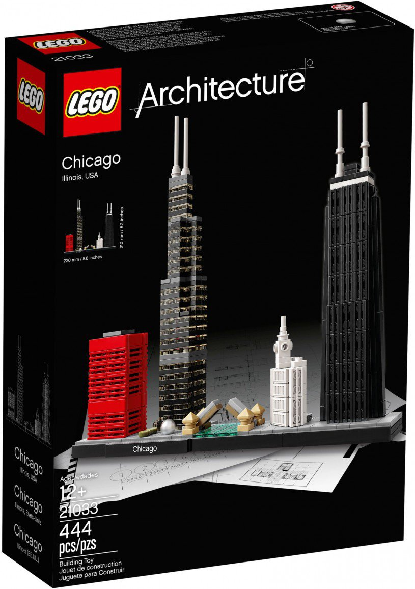 LEGO 21033 Architecture: Chicago