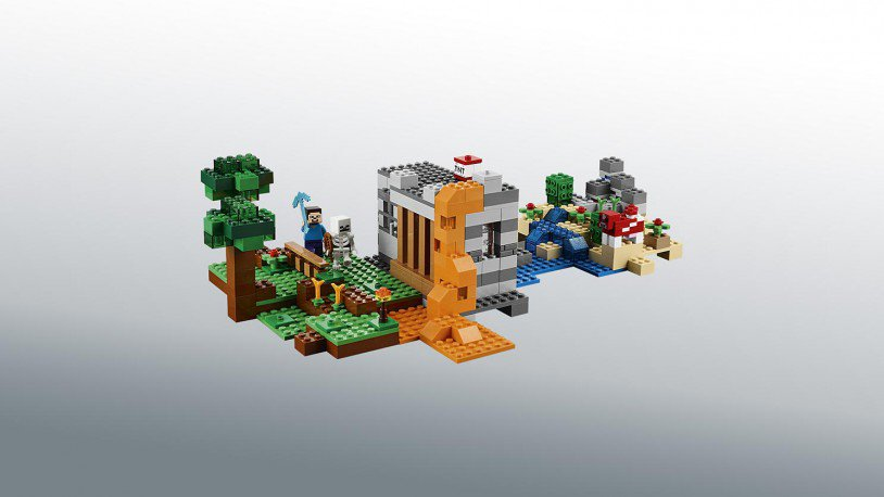 LEGO Minecraft - Crafting Box 21116