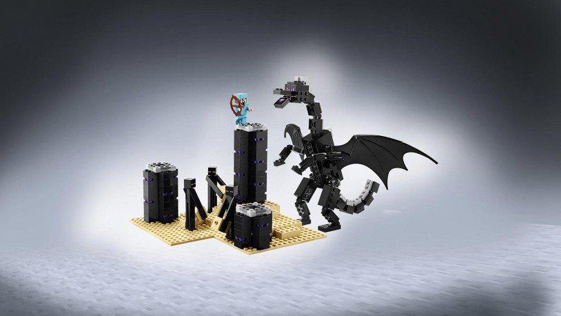 LEGO Minecraft - De Enderdraak 21117
