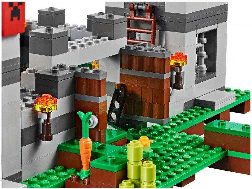 LEGO Het fort 21127