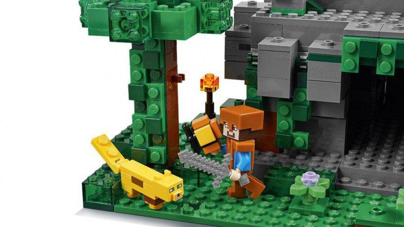 LEGO 21132 Minecraft De jungletempel