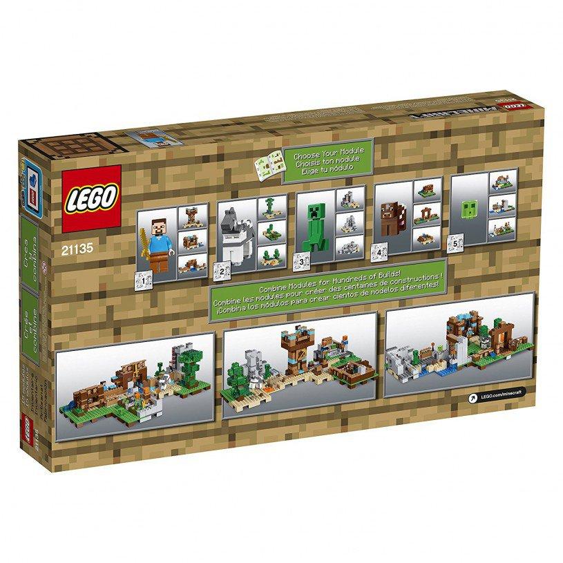 LEGO 21135 Minecraft: De Crafting-box 2.0