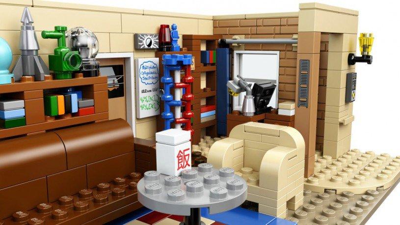LEGO The Big Bang Theory 21302