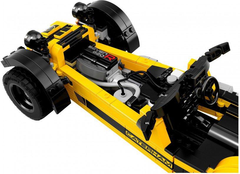 LEGO Caterham Seven 620R 21307