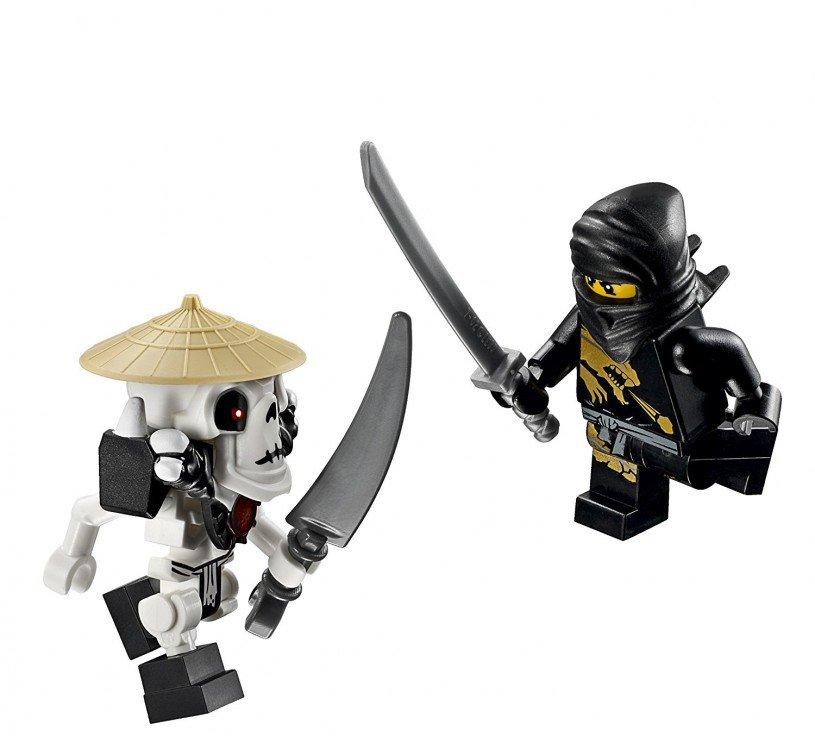 LEGO 2509 Ninjago: Aardedraak Duel