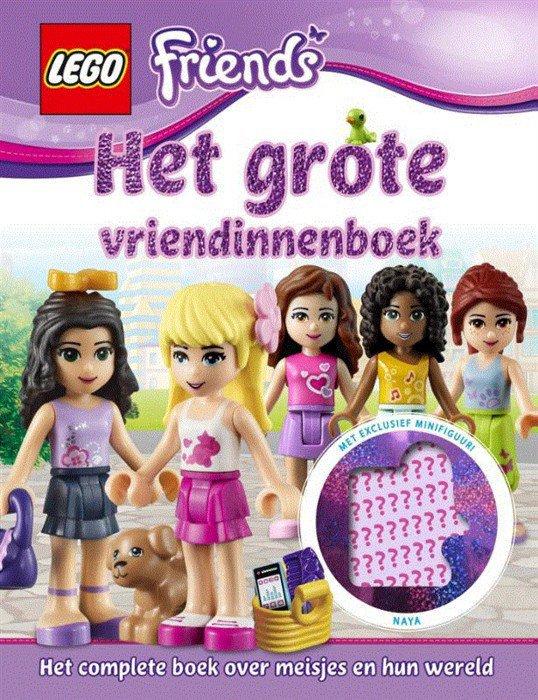 LEGO Boeken - Friends - Het grote vriendinnenboek