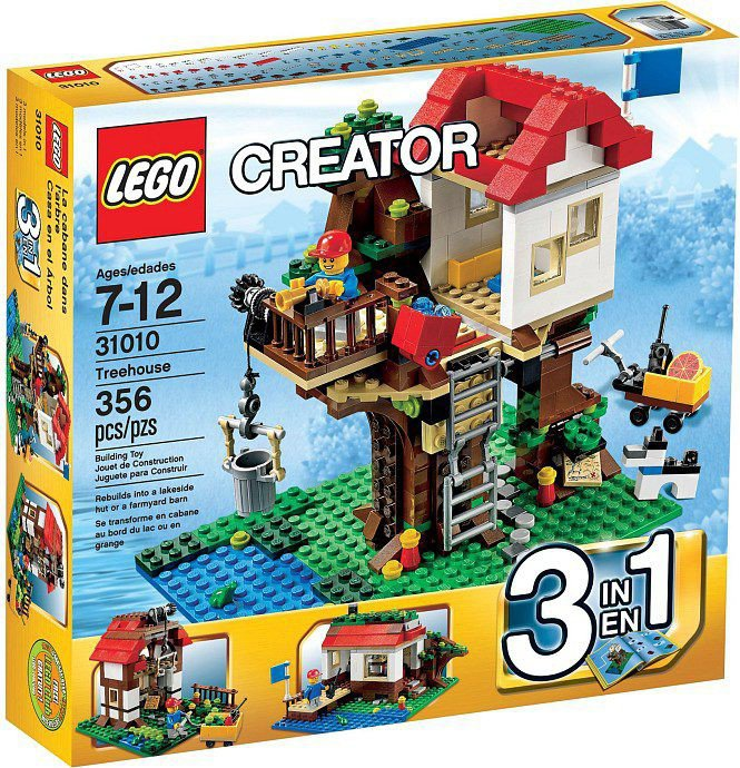 LEGO Creator - Boomhuis 31010