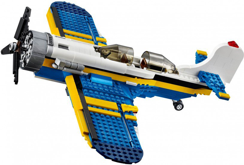 LEGO Creator Vliegavonturen 31011