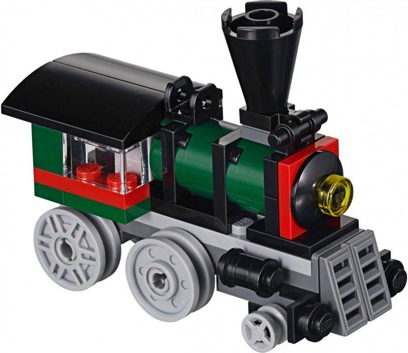 LEGO Creator - Emerald Express 31015