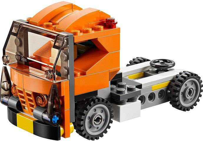 LEGO Creator - Sunset Speeder 31017