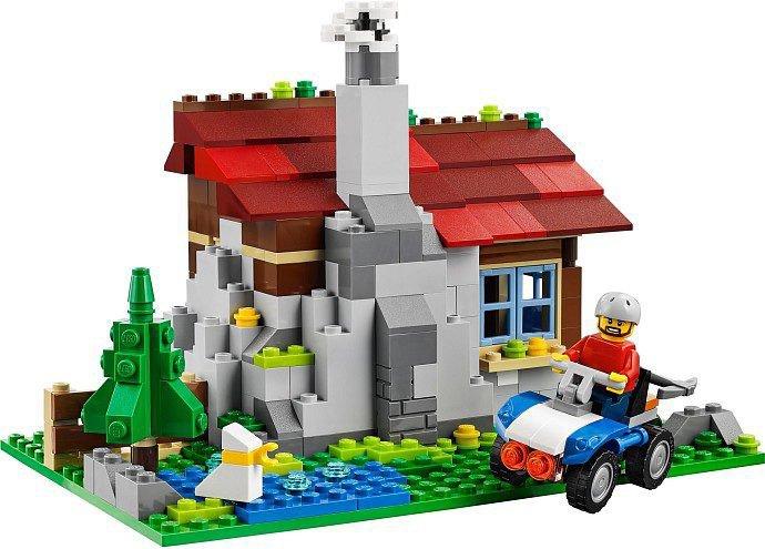 LEGO Creator - Berghut 31025
