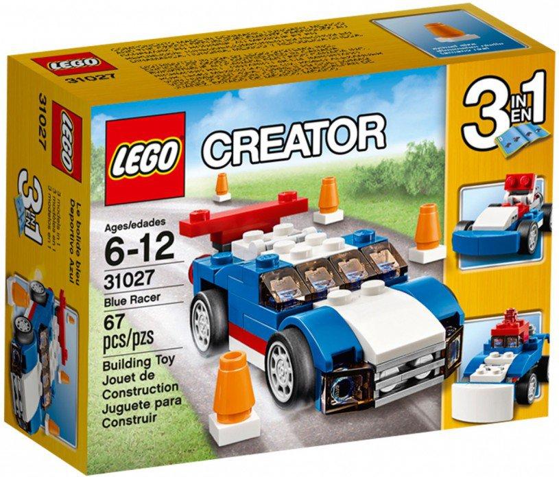 LEGO Creator - Blauwe Racer 31027