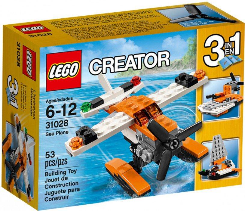 LEGO Creator - Watervliegtuig 31028