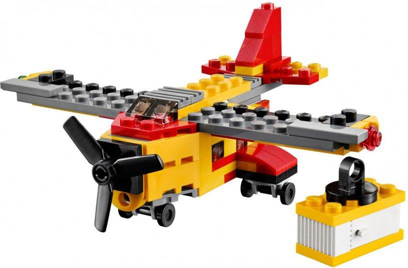LEGO Creator - Vrachthelikopter 31029