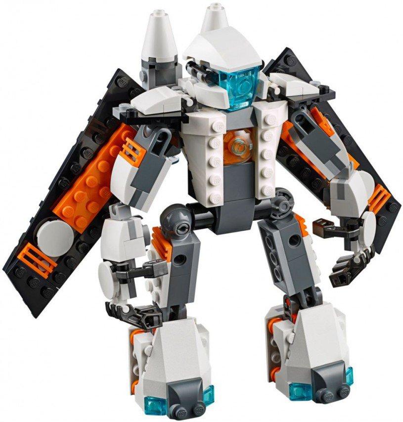 LEGO Creator - Ruimte Robot 31034