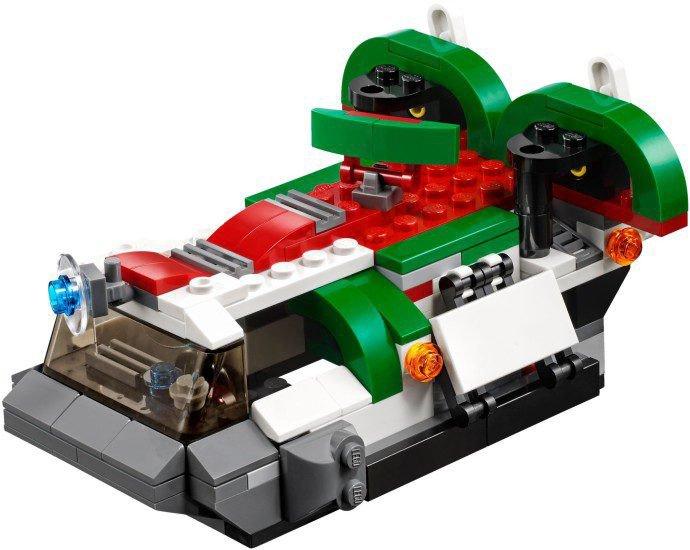 LEGO Creator - Avontuurlijke Voertuigen 31037