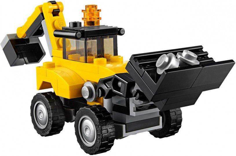 LEGO Creator Bouwvoertuigen 31041