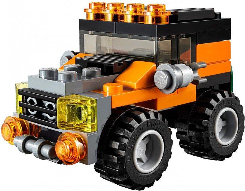 LEGO Creator - Helikoptertransport 31043