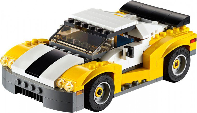 LEGO Creator - Snelle Wagen 31046