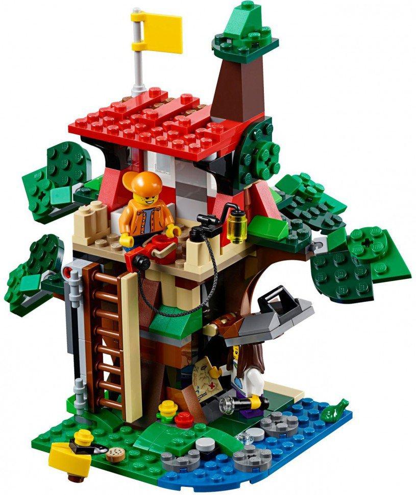 LEGO Creator Boomhut-avonturen 31053