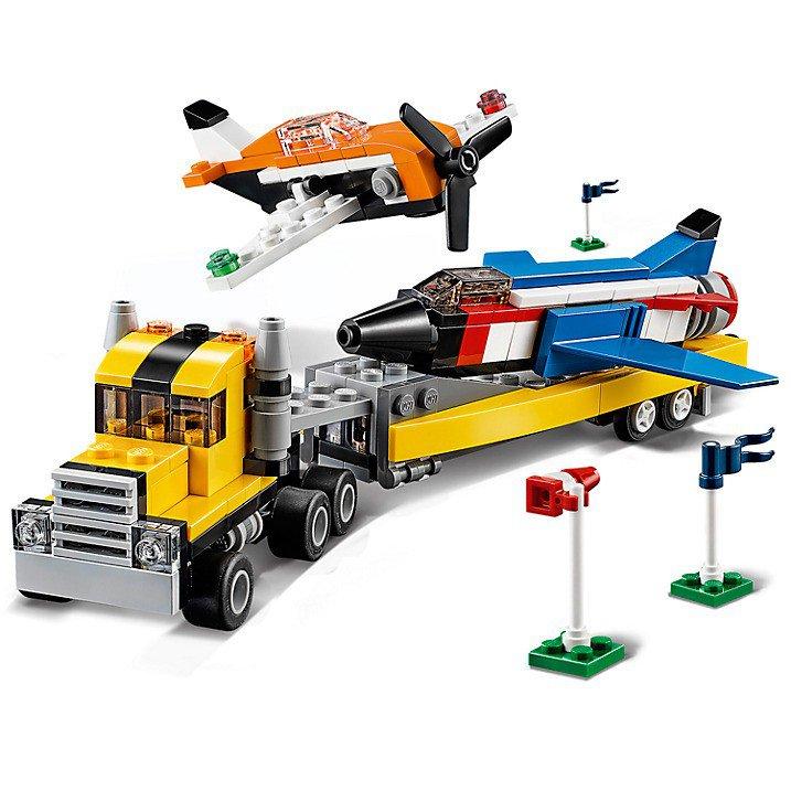 LEGO 31060 Creator Luchtvaartshow