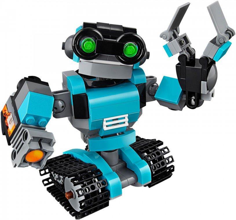 LEGO 31062 Creator Robotverkenner