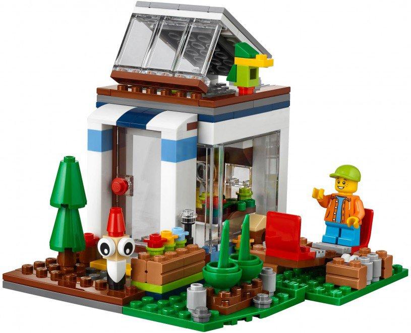 LEGO 31068 Creator: Modern huis
