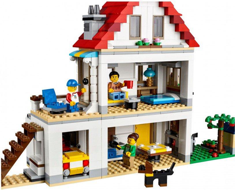 LEGO 31069 Creator: Familievilla