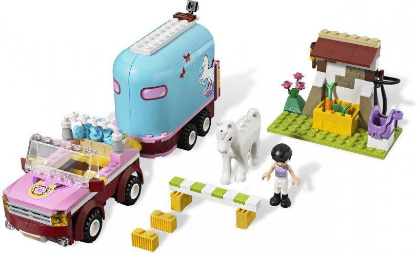 LEGO Friends Paardentrailer 3186