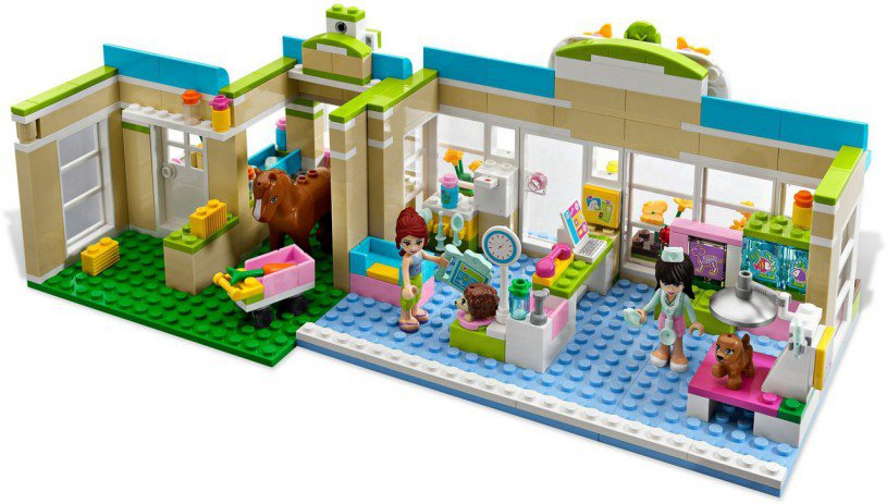 LEGO Friends Dierenkliniek 3188
