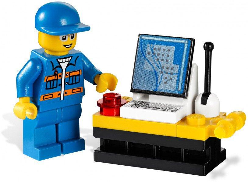 LEGO City Satelliet Lanceerplatform 3366