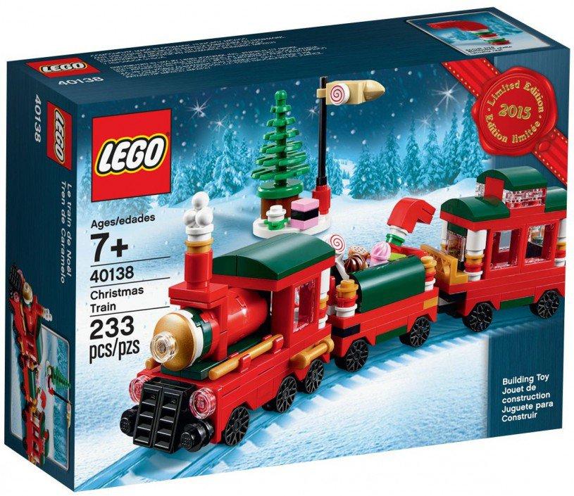 LEGO 40138 Creator Kersttrein Limited Edition 2015