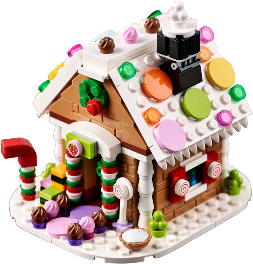 LEGO Exclusieve  Gingerbread House 40139
